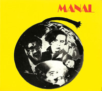 MANAL-ST   -ST(early Argentine rock 1970)  CD