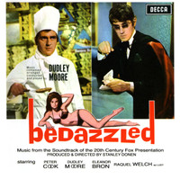PETER COOK + DUDLEY MOORE  -Bedazzled Soundtrack  1967-  CD