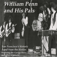 WILLIAM PENN AND HIS PALS   -ST(1966 garage) CD