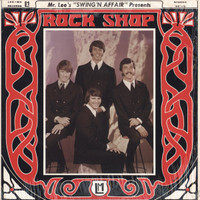 ROCK SHOP -ST  (rare 1969 garage psych)   LP
