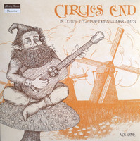 CIRCLES END   - VA (1968-73 Dutch psych pop comp) COMP LP