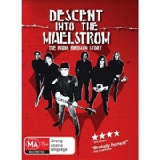RADIO BIRDMAN  -DESCENT INTO THE MAELSTROM  Documentary   DVD
