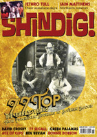 SHINDIG!  #85 ZZ TOP - BOOKS & MAGS