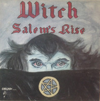 WITCH   - SAlem's Rise ( 1985 dark metal sought after buy collectors)  LP