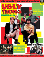 UGLY THINGS  - 49 MANFRED MANN  BOOKS & MAGS