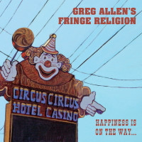 ALLEN, GREG   - Happiness is the on the Way (NY DOLLS RELATED glam power pop R&R!)-CD