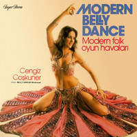 CENGIZ COSKUNER  -Modern Folk Oyun Havalari (1984 Turkish guitar master)  LP