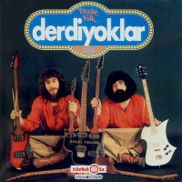 DERDIYOKLAR IKILISI   -Disko Folk (1979  crazed Turkish electro folk)  LP