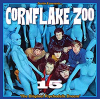 CORNFLAKE ZOO  - #15 (acid-mod and freakbeat dementia )  COMP CD