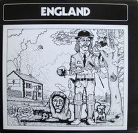 ENGLAND  -ST (mid '70s hard rock) CD