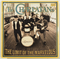 CHARLATANS   -Limit of the Marvelous 180-GRAM COLOURED VINYL , rare pix.  LP