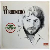 EL TURRONERO   -New Hondo  (1980 Cosmic Psych Funk) LP