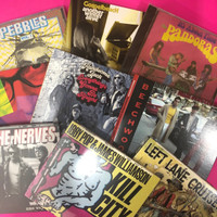 #00-  PICK ANY FIVE CDs ON  BOMP,ALIVE or VOXX  FOR $40  - FREE SHIPPING!