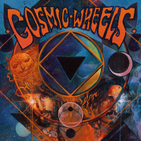 COSMIC WHEELS   -ST (RADIO MOSCOW DRUMMER- for fans of Hendrix, MC5 etc)   CD
