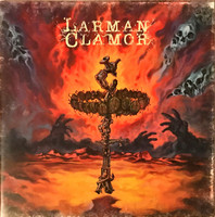 LARMAN CLAMOR  -BEETLE CROWN & STEEL WAND(psych blues Left Lane cruiser, Led Zep style) CD