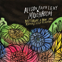 MUSHROOM & ALISON FAITH LEVY   -Yesterday, I Saw You Kissing Tiny Flowers...(space rock SF psych groove masterss)    CD