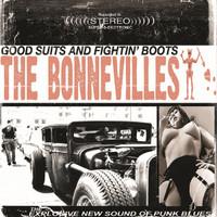 BONNEVILLES  -GOOD SUITS AND FIGHTIN' BOOTS- WHITE VINYL   LP