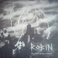 ROBIN  - THUNDER & SPEEDUMB (Japanese punk psychobilly)  CD