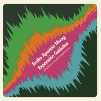 MOOG, EMILIO APARICIO MOOG  -  Expansion Galactica (Rare 1969 psych/electronic )Slight corner ding bargain!   LP