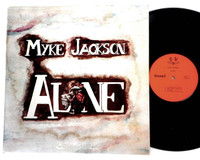 JACKSON, MYKE (FELT)  Alone(obscure 70s psych folk/power pop /lounge rock! ) SALE!LP