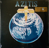 AZITIS- HELP (stunning West Coast  mystical psych)  LP
