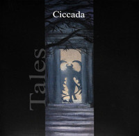 CICCADA  - TALES (Greek psych) LP