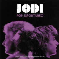 JODI - Pop Espontaneo(Psych garage, proto-power pop and psych-funk from Paraguay, 1969-1975! )LP