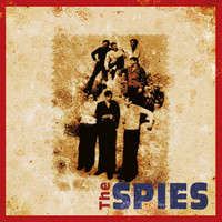 SPIES   -ST (60s Greek beat-garage) W INSERT   LP