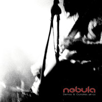 NEBULA  -DEMOS & OUTTAKES 98-02 (psych heavy rock power trio) SALE! CD