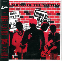 SOUND OF THE SIXTIES   - VA (Rare originals and hit singles) DOUBLE COMP CD