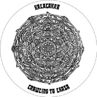 KALACAKRA  -Crawling to Lhasa - PIC DISC of psych jewel 1972  (SLIGHTLY dinged copies BARGAIN)  LP