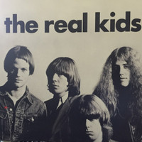 REAL KIDS  - ST- 40 ANNIVERSARY EDition GATEFOLD LP