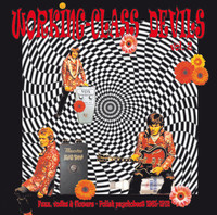 WORKING CLASS DEVILS Vol. 2  Fuzz, Vodka & Flowers  Polish Psychobeat 1965-1972- COMP LP