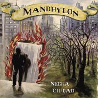 MANDHYLON   -Negra ciudad(68-70 Argentine beat psych )LP + color insert
