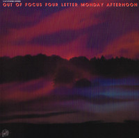 OUT OF FOCUS  -Four Letter Monday Afternoon (1972 German Krautrock)SALE!  DBL LP