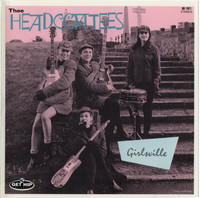 HEADCOATEES, THEE- GIRLSVILLE (garage)
