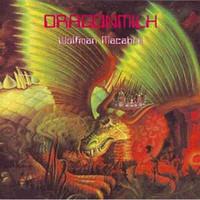 DRAGONMILK  -WOLFMAN MACABRE (prog/psych 1972) CD
