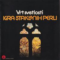 IGRA STAKLENIH PERLI  -VRT SVETLOSTI 70s psych masterpiece) CD