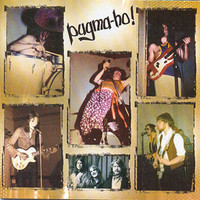 PUGMA-HO!  - ST (rare 1973 blues rock recordings )  CD