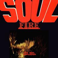 SOUL EXPLOSION  -SOUL FIRE(late 60s psych soul mystery)  CD
