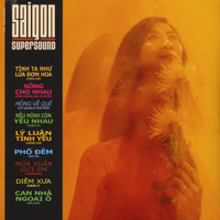 SAIGON SUPERSOUND  - Vol 1 (1965-1975  Vietnamese Beatles Hendrix influenced) COMP CD