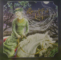 BEAUTIFUL LADY  -A MEDLEY OF RARE 70S PROG & PSYCH-  COMP LP
