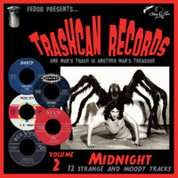 TRASH CAN RECORDS # 2:MIDNIGHT (obscure and forgotten vinyl 50s and 60s) 10""