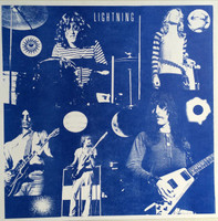 LIGHTNING   - Lost Studio Album 1969 - LP