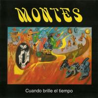 MONTES  -Cuando Brille El Tiempo (1974 Argentine  rare trippy psych rock ) SALE! CD