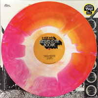 DATURA4  -BLESSED IS THE BOOGIE -HAND MIXED STARBURST VINYL- 70s style psych