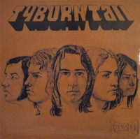 TYBURN TALL  - ST (1969 German prog ) LP