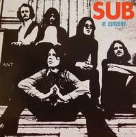 SUB -In Concert (1970 underground Kraut psych)   LP
