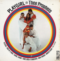 THEE PROPHETS  - Playgirl (1969 Hendrix style) SEALED ORIGINAL w drill hole-  LP