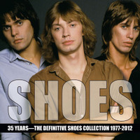 SHOES   - 35 YEARS (powerpop)  CD